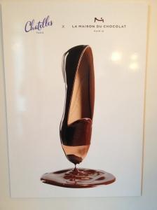 Slippers chocolat